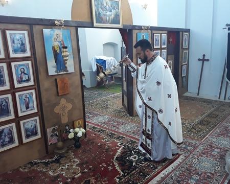 Васкршња литургија