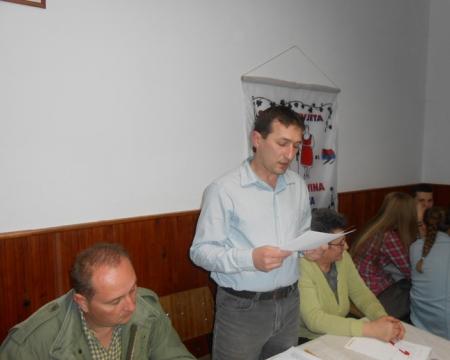 Seminar za rukovodioce folklornih ansambala!